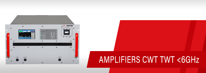 6 ghz cw twt amplifiers