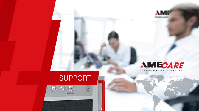 Ametek CTS Support
